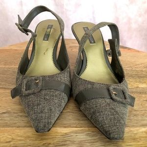 Anne Klein Tweed Heels